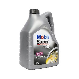 Engine Lubricating Oil Mobil SUPER2000 (5L)