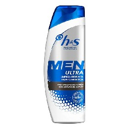 Dybderensende Shampoo H&s Men Ultra Head & Shoulders (600 ml)