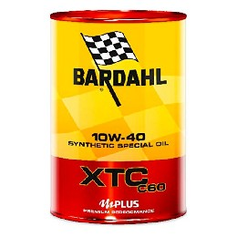 Car Engine Oil Bardahl XTC C60 SAE 10W 40 (1L)