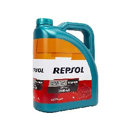 Engine Lubricating Oil Repsol RP080X55 (5L)