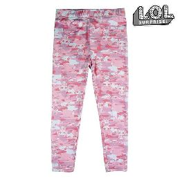 Leggings LOL Surprise! Pink 6 år