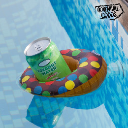 Donut Adventure Goods Flydende Drinksholder