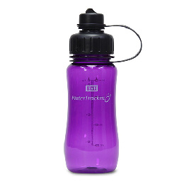 WaterTracker Purple 0,5 l  drikkedunk BRIX 1 stk