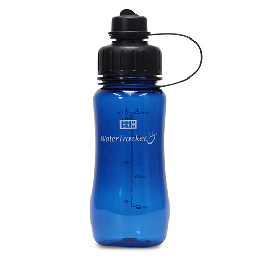 WaterTracker Navy Blue 0,5  l drikkedunk BRIX 1 stk