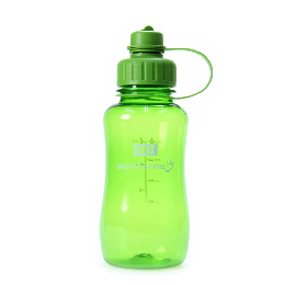 WaterTracker Green 0,75 l  drikkedunk BRIX 1 stk
