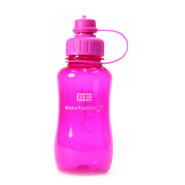 WaterTracker Hot pink 0,75 l  drikkedunk BRIX 1 stk