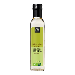 White Wine vinegar Ø 250 ml