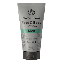 MEN Face & Bodylotion Aloe Vera & Baobab 150 ml