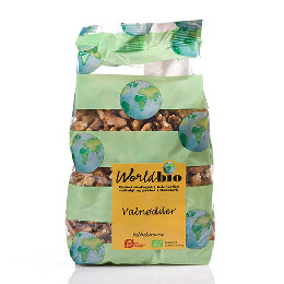 Valnødder Ø World Bio 400 g