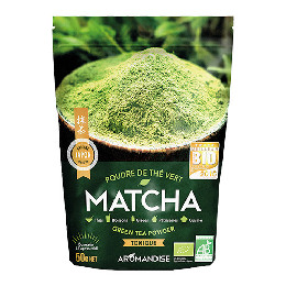 Matcha te (green tea powder) Ø 50 g