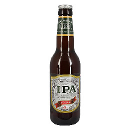 IPA øl 4,8% alc.vol Ø India Pale Ale 33 cl