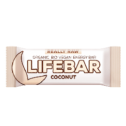 LifeBar Coconut RAW Ø 47 g