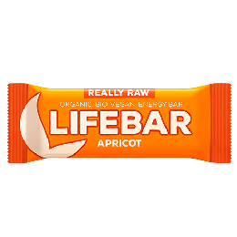 LifeBar Abrikos RAW Ø 47 g