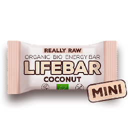 LifeBar Mini Coconut RAW Ø 25 g