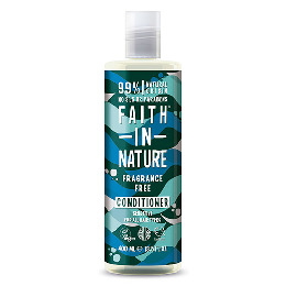 Balsam Fragrance Free Faith in nature 400 ml