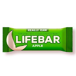 LifeBar Æble RAW Ø 47 g
