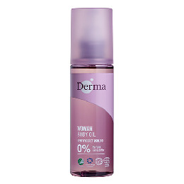 Derma Eco woman body oil 145 ml