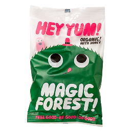 Vingummi Magic forest Ø Hey Yum 100 g