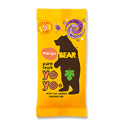 Yoyo pure fruit mango Bear 20 g