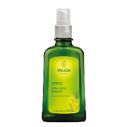 Body Oil refreshing citrus  Weleda 100 ml