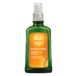 Body Oil Sea Buckthorn Weleda 100 ml