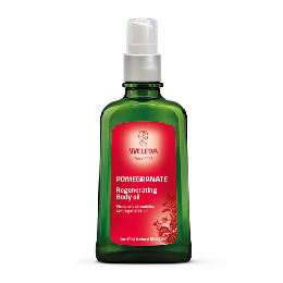 Body Oil Regenerating  Pomegranate Weleda 100 ml