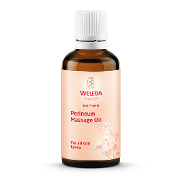 Perineum massage oil Weleda 50 ml