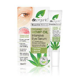 Intensiv eye serum Hemp oil 15 ml