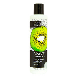 Balsam kiwi & lime - Brave Botanicals Smooth Shine 250 ml
