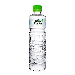 AquaVia alkalisk kildevand pH  9,4 500 ml