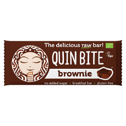 Brownie bar Ø - Quin Bite 30 g