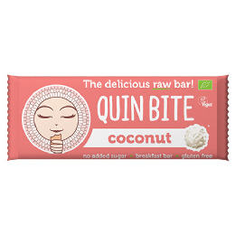 Kokos bar Ø - Quin Bite 30 g
