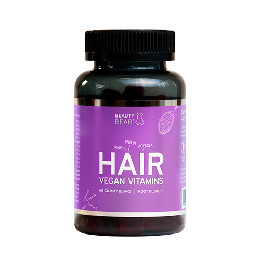 HAIR vitamins BeautyBear 60 stk