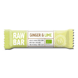 Raw Bar Ginger & Lime Ø 45 g