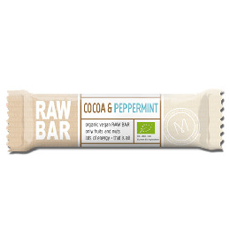 Raw Bar Cocao & Peppermint Ø 45 g