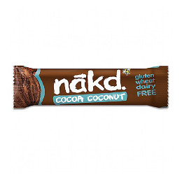 Näkd bar cocoa coconut 35 g