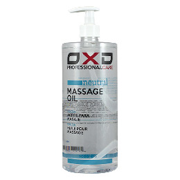 Neutral massage olie - OXD 1.000 ml
