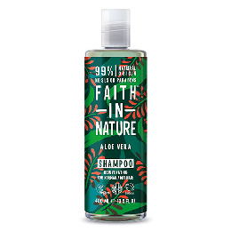 Shampoo aloe vera Faith in 400 ml