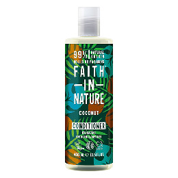 Balsam Kokos Faith in Nature 400 ml