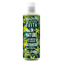 Balsam Alge & Citrus Faith in Nature 400 ml