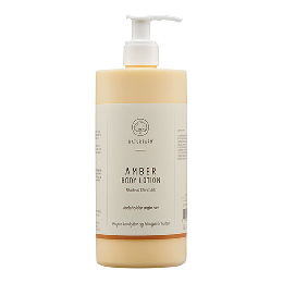 Amber Body Lotion 500 ml