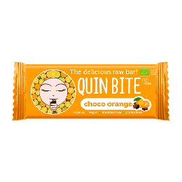 Quin Bite Choco Orange Ø 30 g