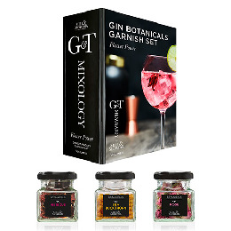Gaveæske Flower Power G&T Ø Mixology vol. II 35 g