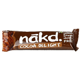 Näkd bar cacoa delight 35 g