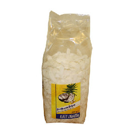 Kokoschips Sri Lanka Ø  Naturata 250 g