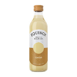 Kombucha te Raw Ginger Ø 275 ml