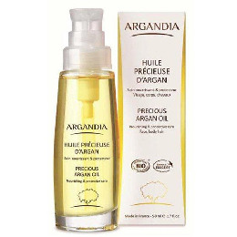 Organic Pure Precious Argan  oil ARGANDIA 50 ml