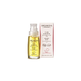 Organic Pure Opuntia Elixir for face  ARGANDIA 30 ml