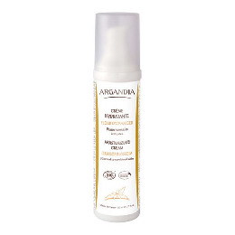 Moisturizing cream Orange  Blossom  ARGANDIA 50 ml