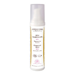 Comforting cream rose ARGANDIA 50 ml